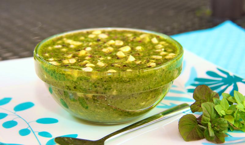 применение зелени кинзы в кулинарии